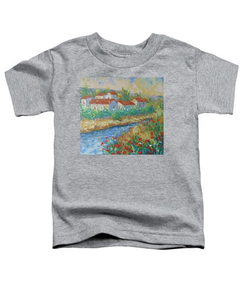 River Of Provence Toddler T-Shirt