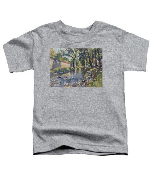 Riverjeker In The Maastricht City Park Toddler T-Shirt
