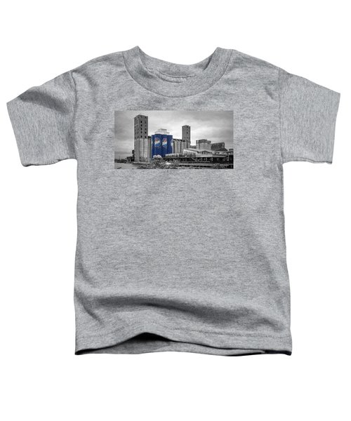 Riverworks Blue Toddler T-Shirt