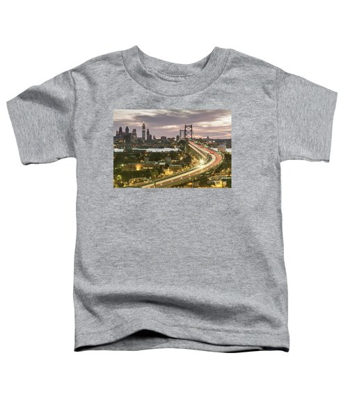 Road To Brotherly Love Toddler T-Shirt