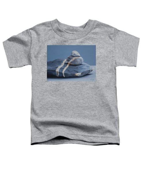 Rock Stack Toddler T-Shirt