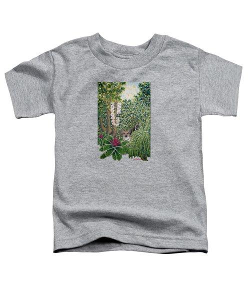 Rocke's Garden Clothing Toddler T-Shirt