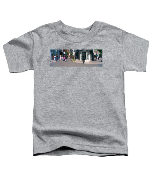 Rodeo Drive, Beverly Hills, California Toddler T-Shirt by Panoramic Images
