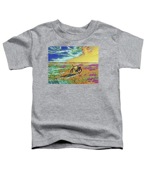 Rollin' Away Toddler T-Shirt