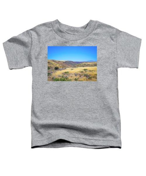 Rolling Landscape Toddler T-Shirt