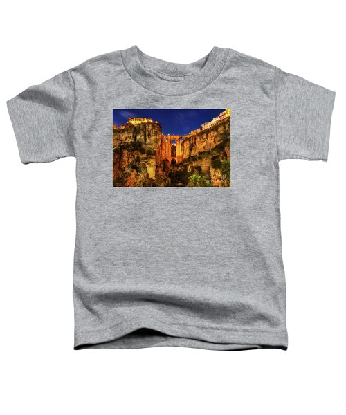 Ronda By Night Toddler T-Shirt