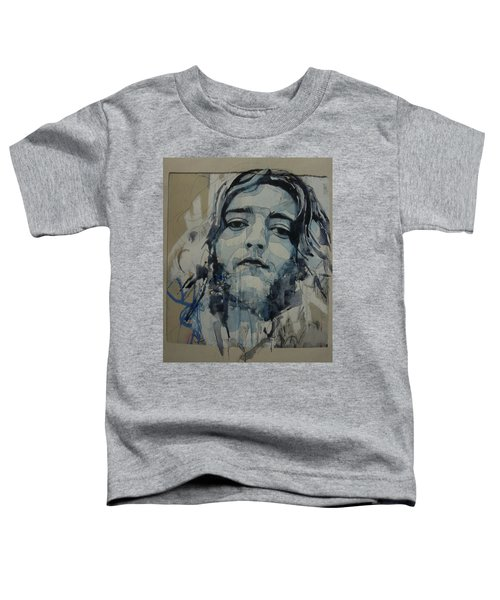 Rory Gallagher Toddler T-Shirt