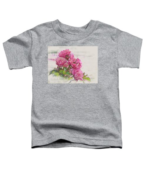 Rose 2 Toddler T-Shirt