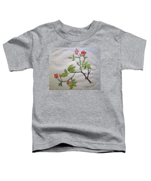 Rose Hip Toddler T-Shirt