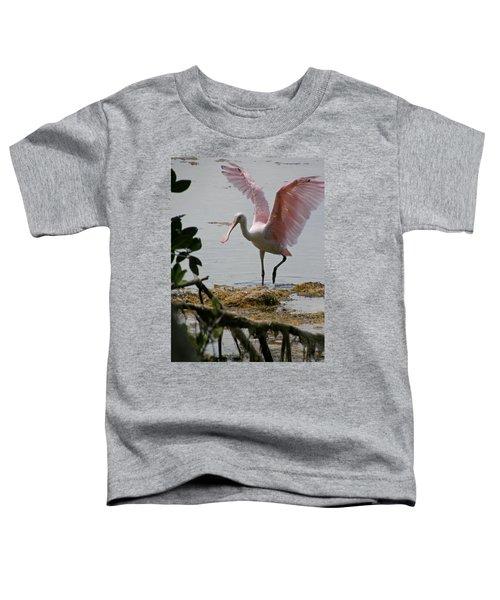 Roseate Wave Toddler T-Shirt