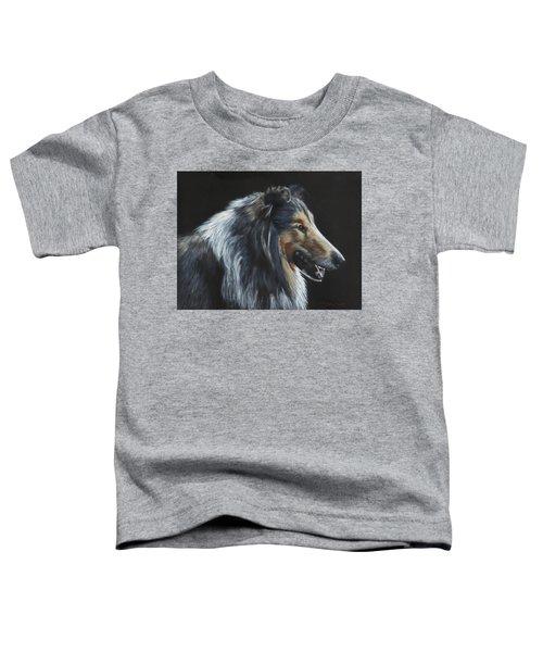 Rough Collie Toddler T-Shirt