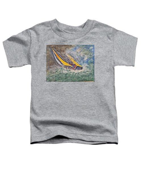 Rough Seas Toddler T-Shirt