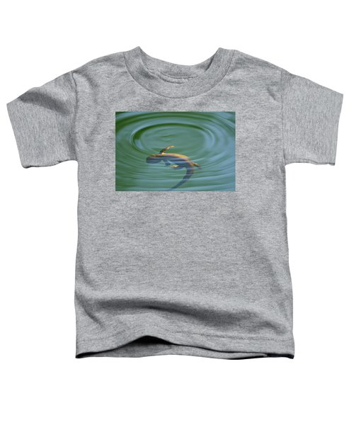 Rough Skinned Newt Toddler T-Shirt