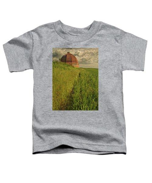 Round Barn Toddler T-Shirt