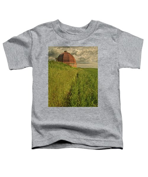 Round Barn Toddler T-Shirt