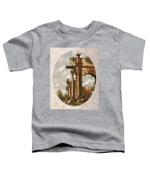 Rovine Romane Toddler T-Shirt