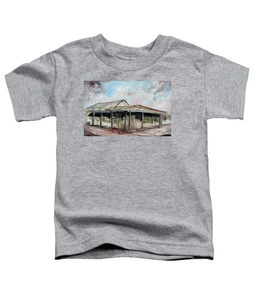 Royal Hotel, Birdsville Toddler T-Shirt