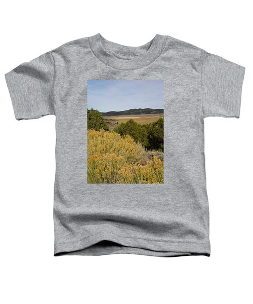 Rt 72 Utah Toddler T-Shirt