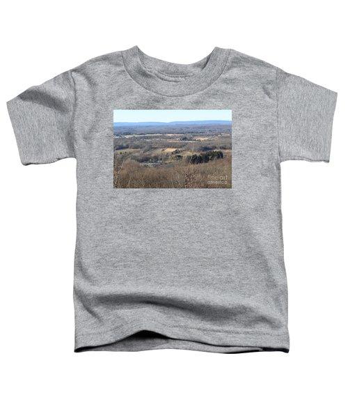 Rt 80 Scenic Ovelook Allamuchy 2 Toddler T-Shirt