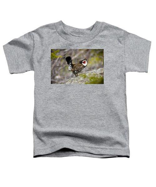 Ruffled Grouse Toddler T-Shirt