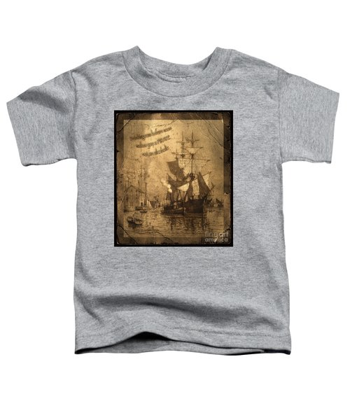 Rum Is The Reason Toddler T-Shirt