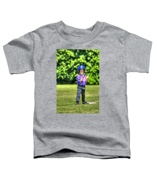 Runner On Third 1815 Toddler T-Shirt