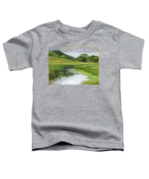 Rural Marsh Toddler T-Shirt