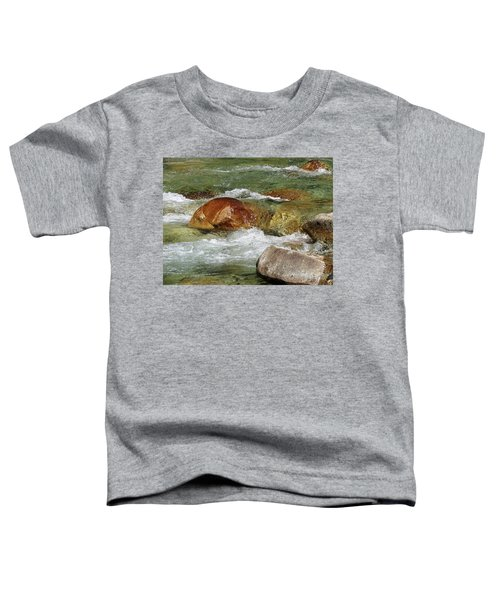 Rushing Water Toddler T-Shirt
