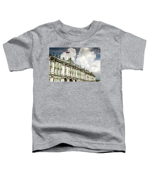 Russian Winter Palace Toddler T-Shirt
