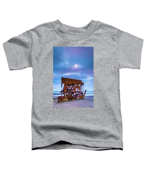 Rusting Peter Iredale Toddler T-Shirt