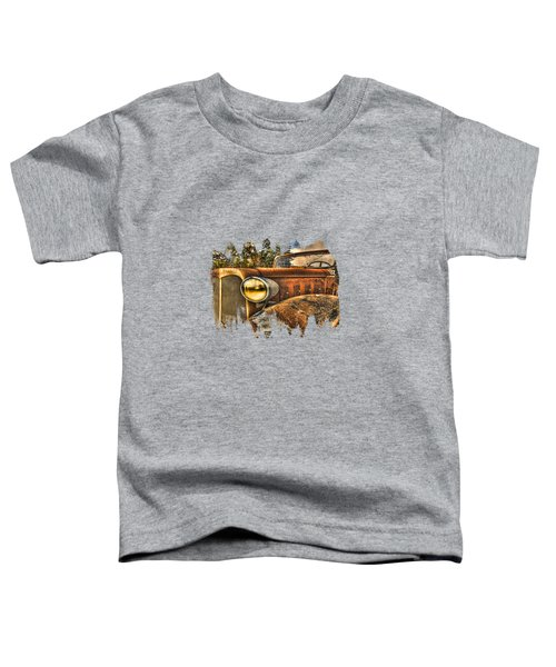 Name Is Rusty Toddler T-Shirt