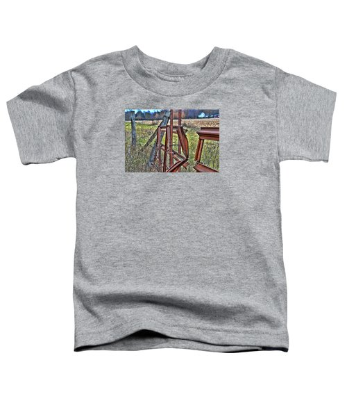 Rusty Gate Toddler T-Shirt