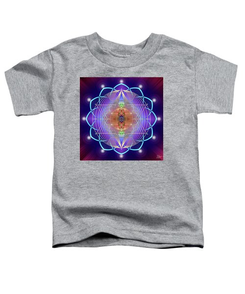 Sacred Geometry 641 Toddler T-Shirt