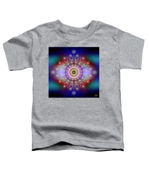 Sacred Geometry 650 Toddler T-Shirt
