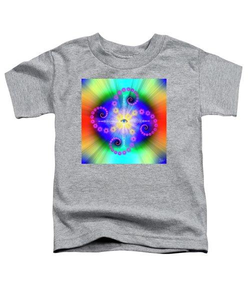 Sacred Geometry 653 Toddler T-Shirt