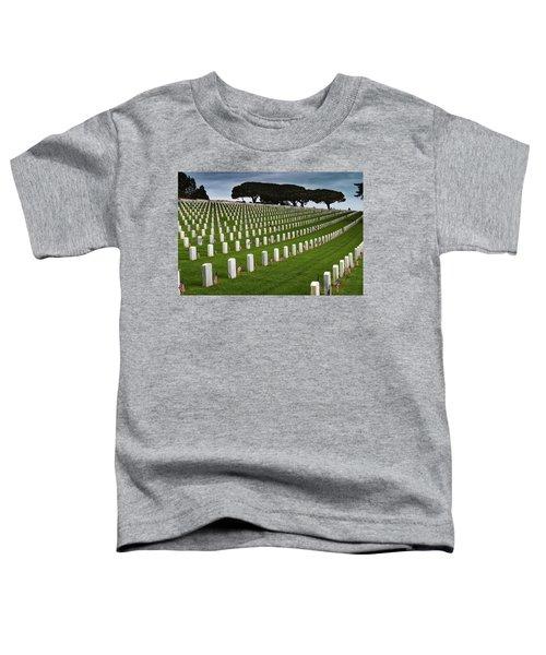 Sad Beauty Toddler T-Shirt
