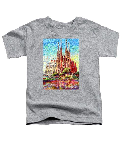 Sagrada Familia Toddler T-Shirt