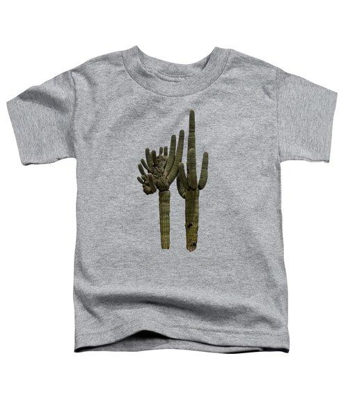 Saguaro Duo Toddler T-Shirt