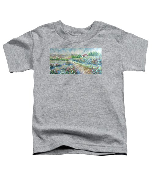 Saignon Toddler T-Shirt