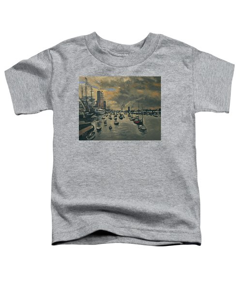 Sail Amsterdam 2015 Toddler T-Shirt