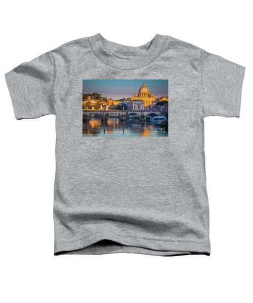 Saint Peters Basilica Toddler T-Shirt