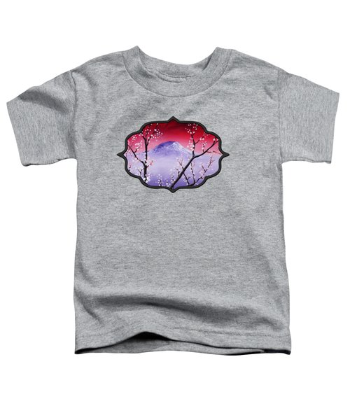 Sakura Toddler T-Shirt