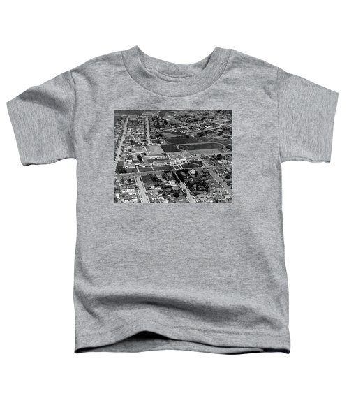 Salinas High School 726 S. Main Street, Salinas Circa 1950 Toddler T-Shirt
