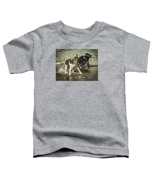 Salt And Shake Toddler T-Shirt