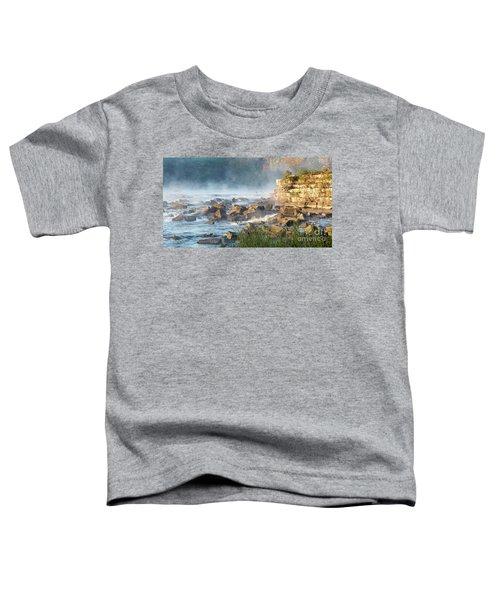 Saluda River At Daybreak Toddler T-Shirt