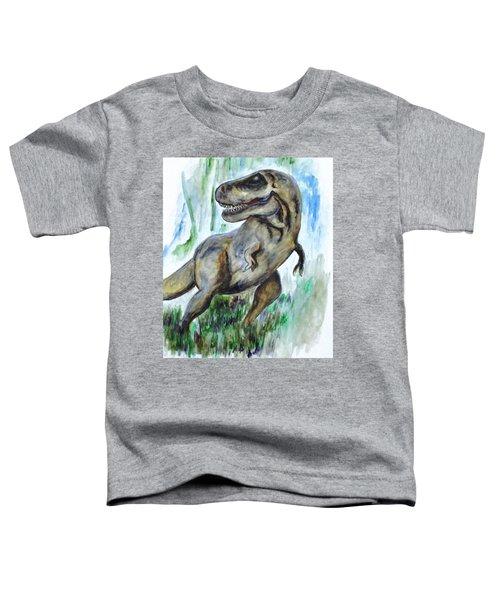 Salvatori Dinosaur Toddler T-Shirt