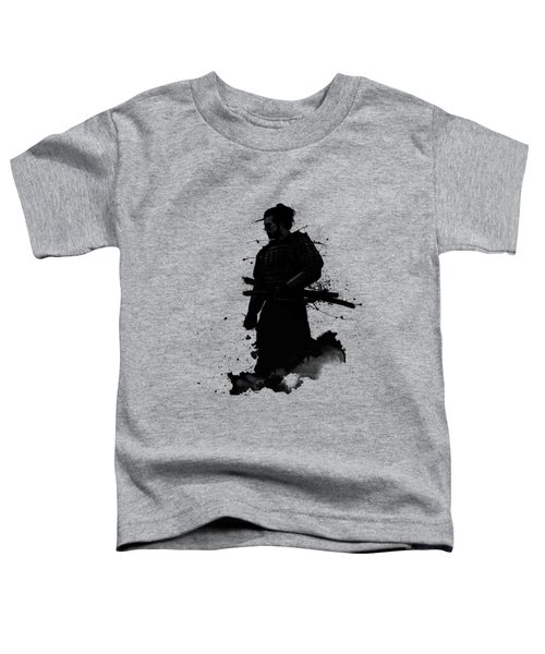 Samurai Toddler T-Shirt