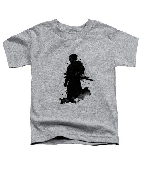 Samurai Toddler T-Shirt