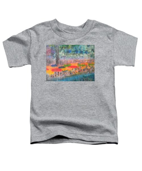 San Antonio By The River II Toddler T-Shirt