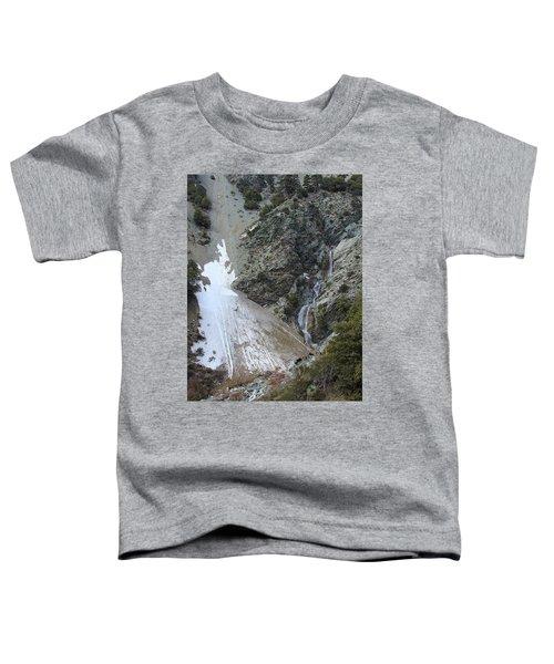 San Antonio Waterfalls Toddler T-Shirt